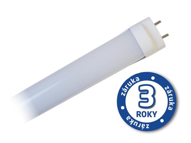TIPA LED zářivka lineární T8, 18W, 4000-4500K, 120cm, mléčná