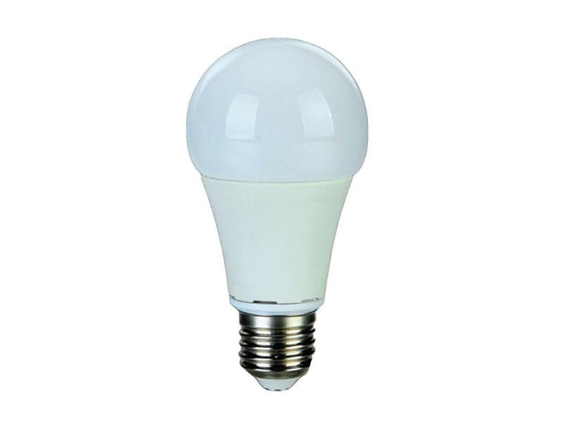 Žárovka LED E27 10W A60 bílá teplá SOLIGHT WZ505