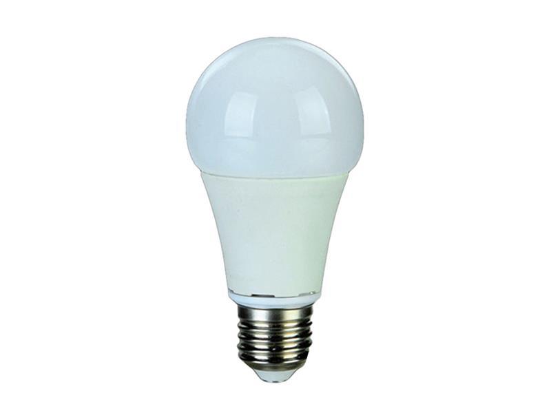 Žárovka LED E27 10W A60 bílá přírodní SOLIGHT WZ506