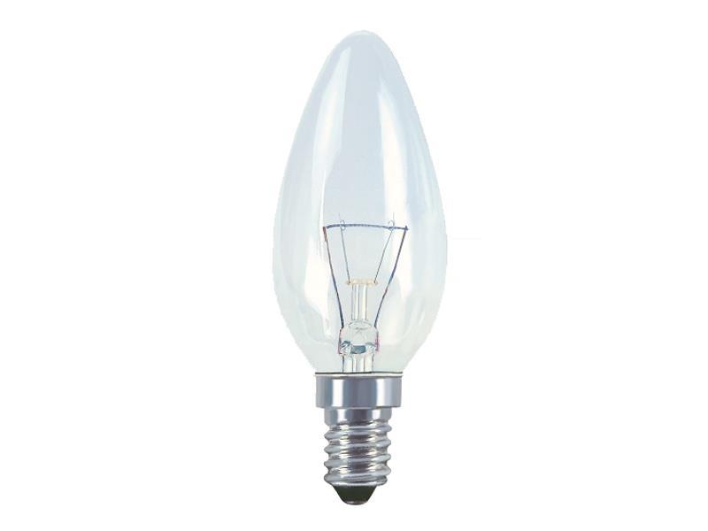 Žárovka otřesuvzdorná C37 E14 40W