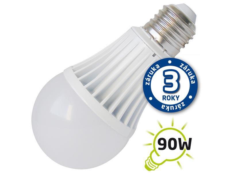 Žárovka LED A60 E27 15W bílá přírodní (Al) TIPA
