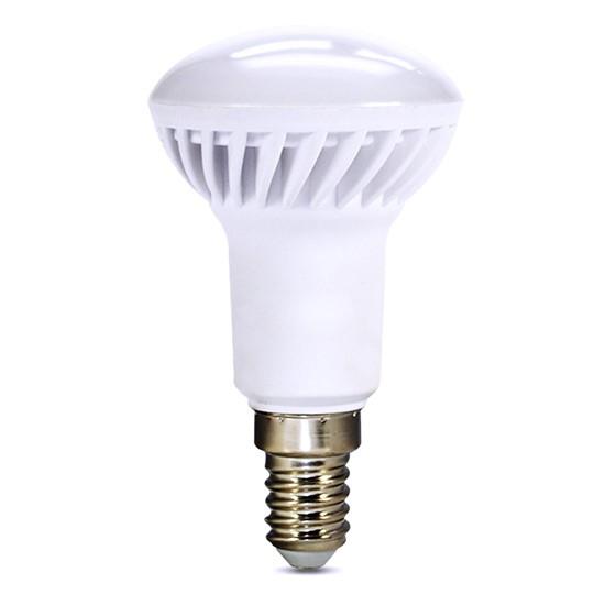 LED žárovka reflektorová, R50, 5W, E14, 4000K, 400lm, bílé provedení WZ414 SOLIGHT