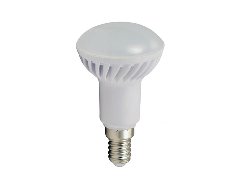 Žárovka LED E14  5W R50 bílá teplá SOLIGHT WZ413