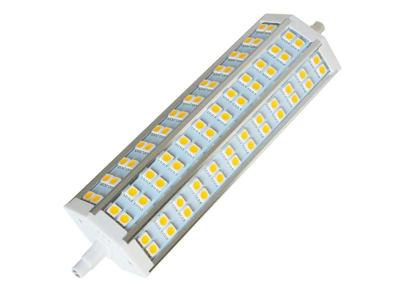 Žárovka LED R7s 14W bílá teplá TIPA