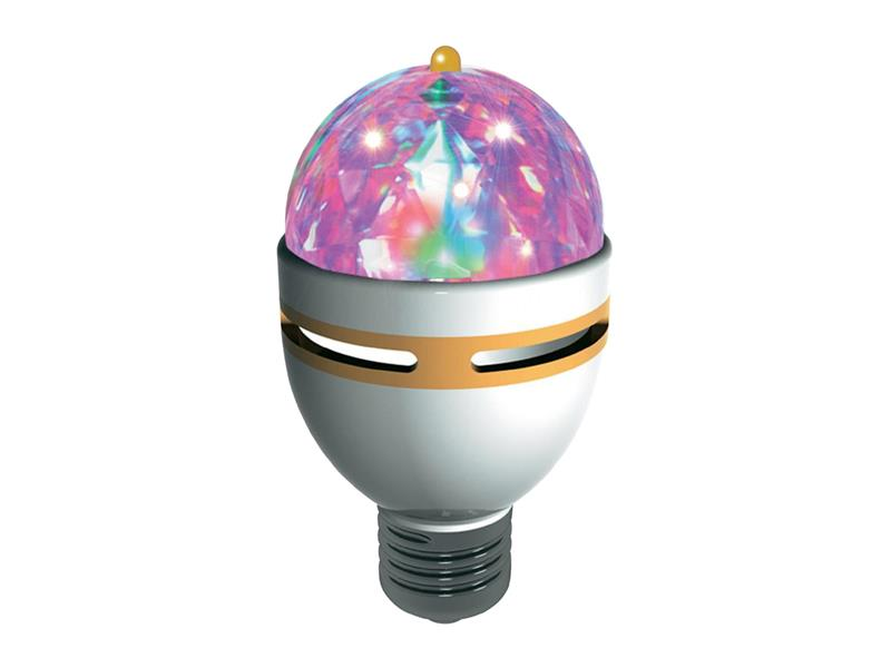 RGB LED žárovka Light Party, V86383, E27