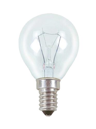 Žárovka otřesuvzdorná P45 E14 60W