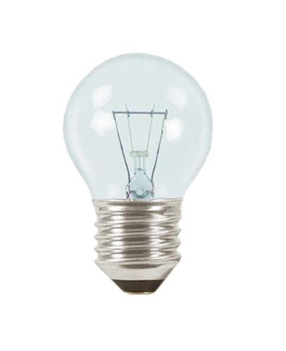 Žárovka otřesuvzdorná P45 E27 25W