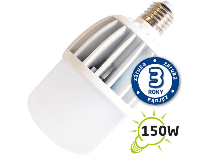 Žárovka LED A80 E27 30W bílá teplá (Al) TIPA