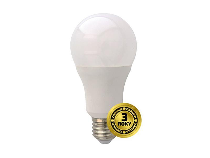 Solight LED žárovka, klasický tvar, 15W, E27, 4000K, 270°, 1220lm WZ516 bílá přírodní