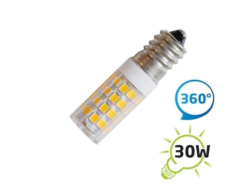 Žárovka LED E14/230V 3,5W - bílá přírodní (mini) TIPA