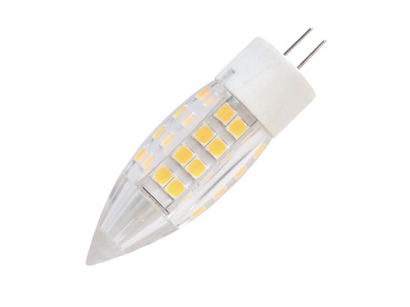 Žárovka LED G4 2835-51SMD, 2,5W - bílá přírodní TIPA