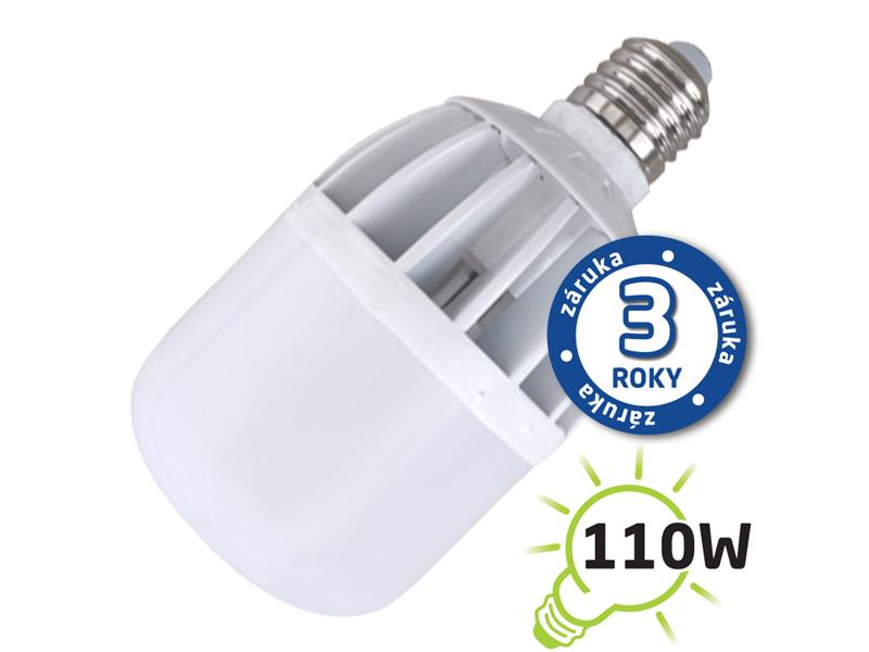 Žárovka LED A80 E27 20W bílá přírodní (Al) TIPA