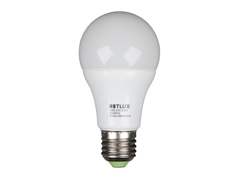 RLL 15 LED A60 10W E27 RETLUX