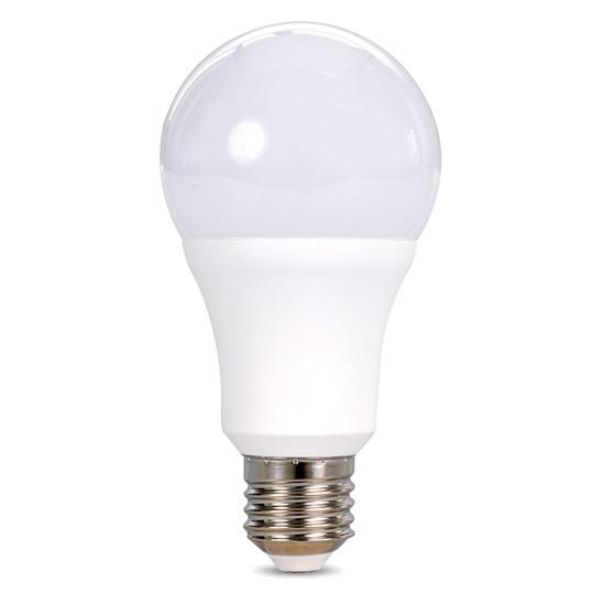 Žárovka LED E27 15W A60 bílá studená SOLIGHT WZ521