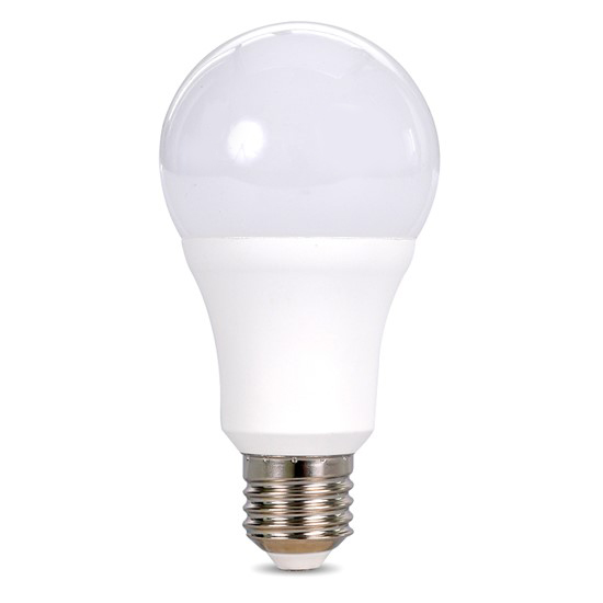 Žárovka LED A60 E27 15W bílá studená SOLIGHT