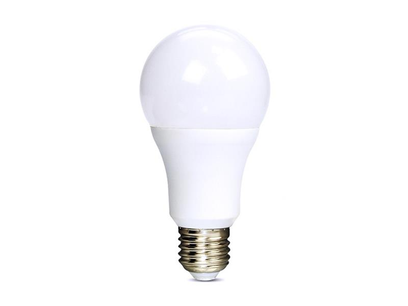 Žárovka LED E27 12W A60 bílá přírodní SOLIGHT WZ508A