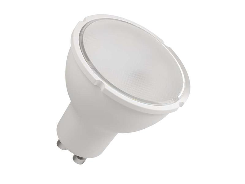 Žárovka LED SPOT GU10 5W bílá teplá krokově stmívatelná EMOS