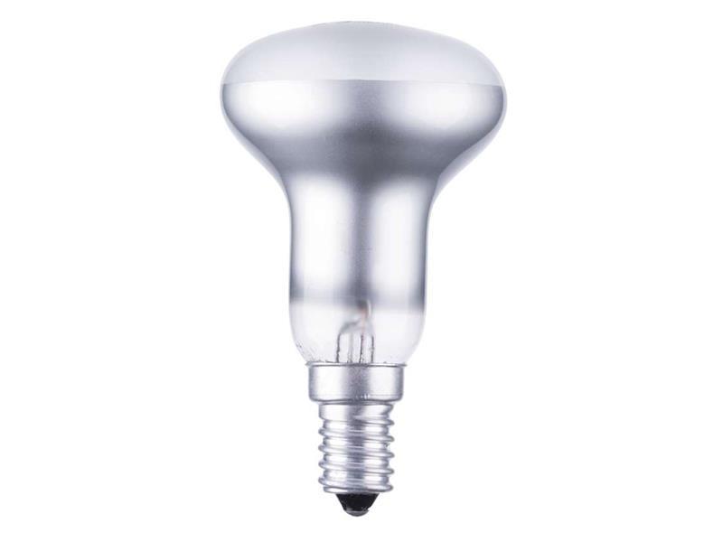 Žárovka otřesuvzdorná R50 E14 60W