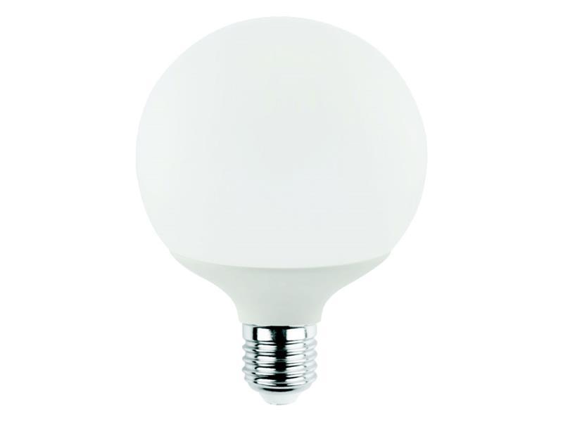Žárovka LED E27 15W G95 teplá bílá RETLUX RLL 275