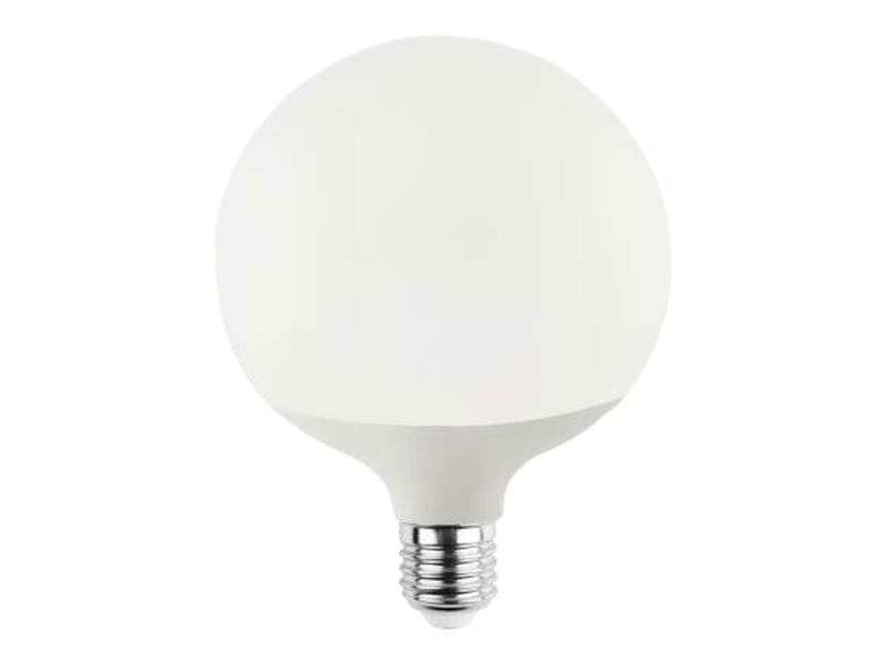 Žárovka LED E27 20W G120 teplá bílá RETLUX RLL 277