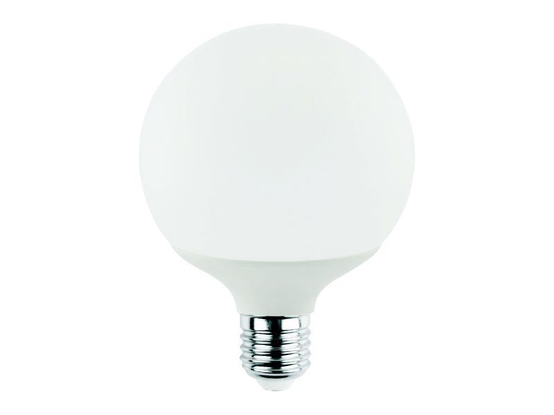 Žárovka LED E27 15W G95 bílá přírodní RETLUX RLL 276
