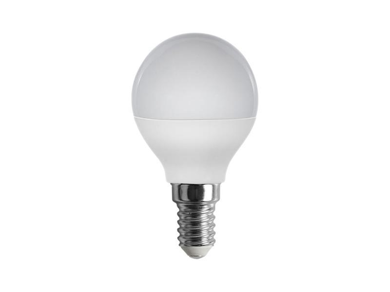 Žárovka LED G45 E14 5W RETLUX RLL 273 teplá bílá