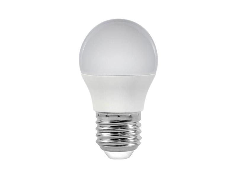 Žárovka LED G45 E27 6W RETLUX RLL 265 teplá bílá