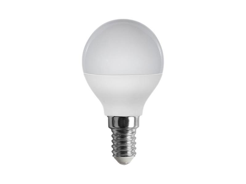 Žárovka LED E14  6W G45 teplá bílá RETLUX RLL 268