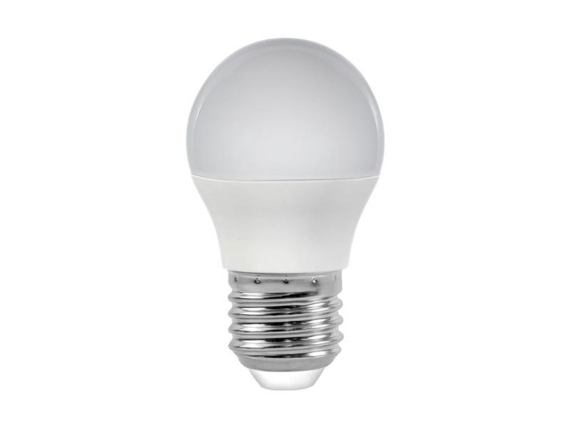 Žárovka LED G45 E27 5W RETLUX RLL 272 bílá přírodní