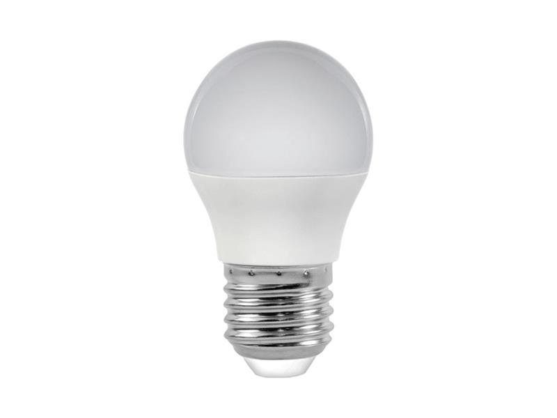 Žárovka LED E27  6W G45 bílá přírodní RETLUX RLL 266