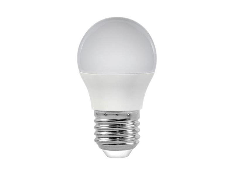 Žárovka LED G45 E27 6W RETLUX RLL 269 bílá studená