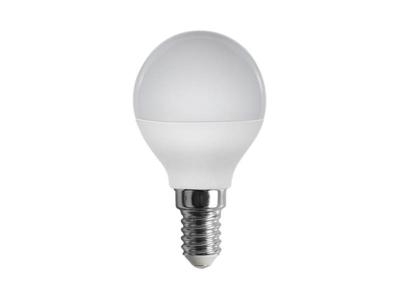 Žárovka LED G45 E14 6W RETLUX RLL 270 bílá studená