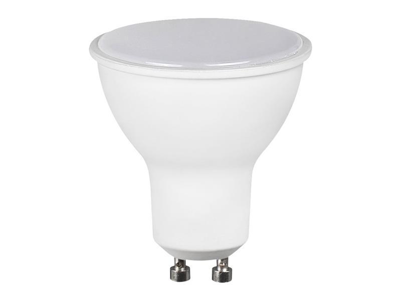 Žárovka LED GU10  3W teplá bílá RETLUX RLL 252