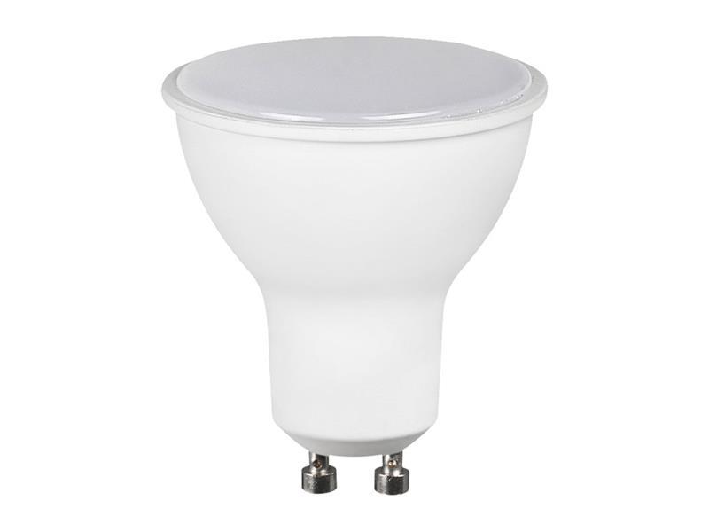 Žárovka LED GU10  5W studená bílá RETLUX RLL 257