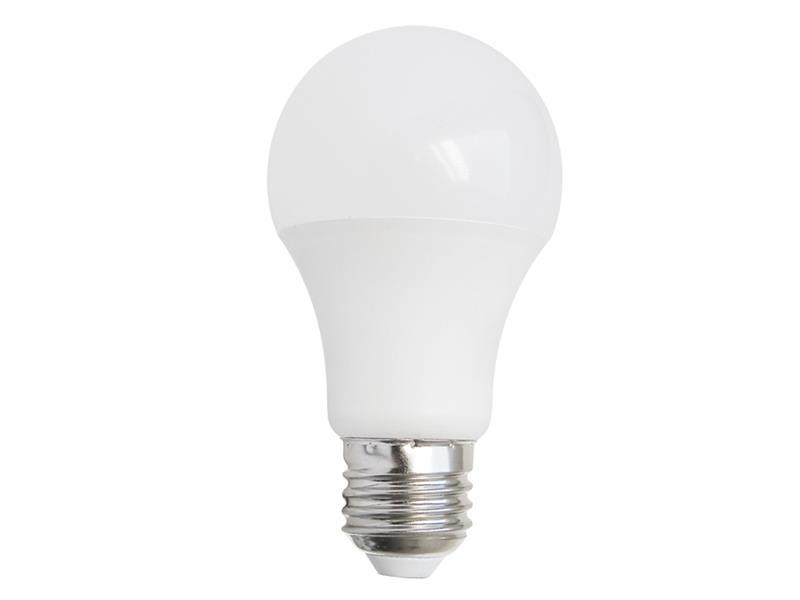 LED žárovka Geti A60, E27, 10W, bílá studená