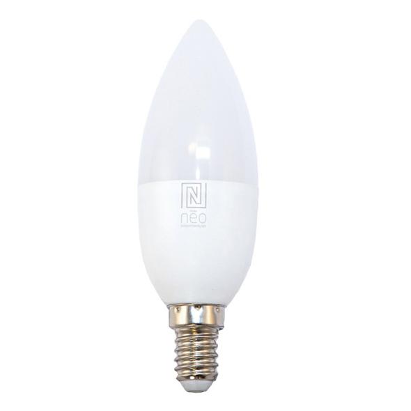 Žárovka LED E14 5W RGBW IMMAX NEO 07005L ZIGBEE DIM