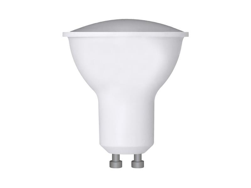 Žárovka LED GU10 6W bílá teplá Geti, SAMSUNG čip