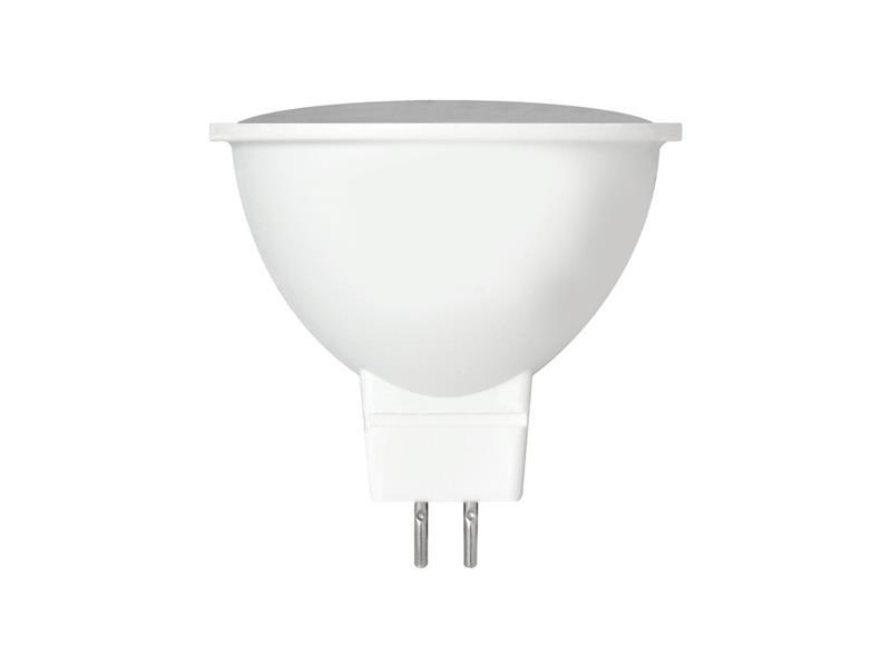 Žárovka LED GU5,3 5W MR16 bílá teplá Geti, SAMSUNG čip