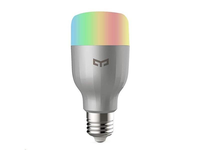 Chytrá WiFi žárovka LED E27 9W RGBW XIAOMI YEELIGHT