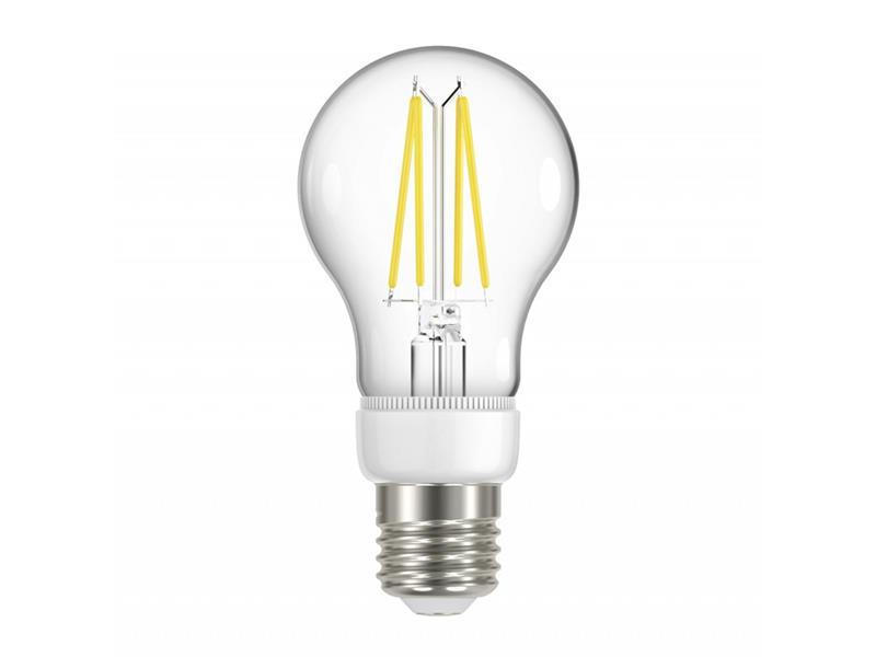 Chytrá WiFi žárovka LED E27  6.3W bílá teplá IMMAX NEO 07088L