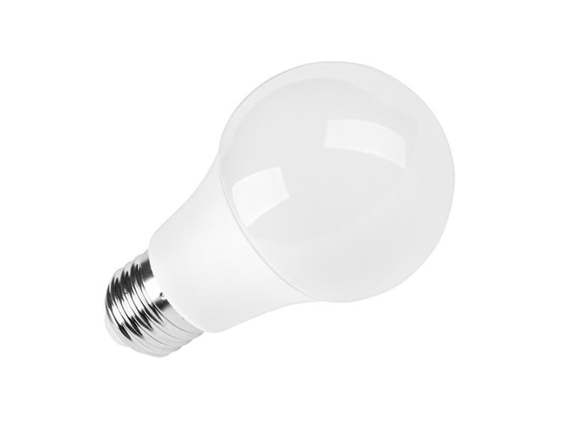 Žárovka LED E27 11W A60 bílá přírodní VIPOW ZAR0416