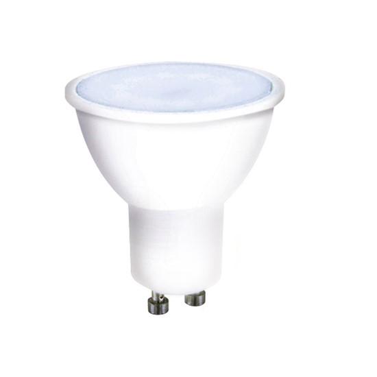 Žárovka LED GU10  7W bílá studená SOLIGHT WZ325A
