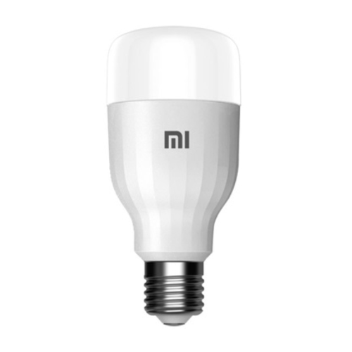 Smart žárovka LED E27 9W RGBW XIAOMI MI Smart LED Bulb Essential WiFi