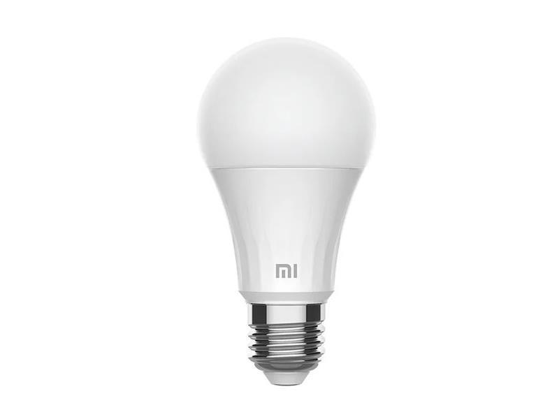Smart žárovka LED E27 8W teplá bílá XIAOMI MI Smart LED Bulb WiFi