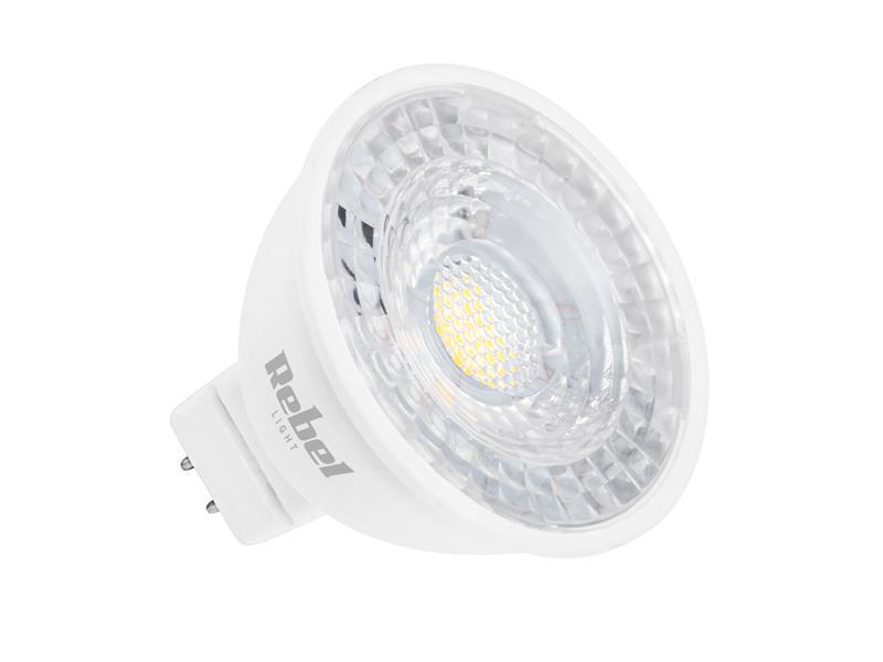 Žárovka LED MR16 6W REBEL ZAR505 bílá přírodní