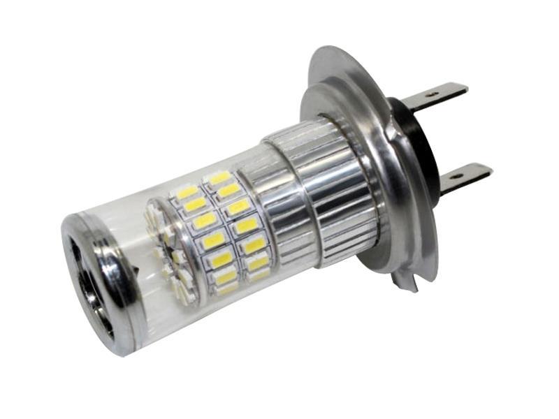 TURBO LED 12-24V s paticí H7, 48W bílá 95T-H7-48W