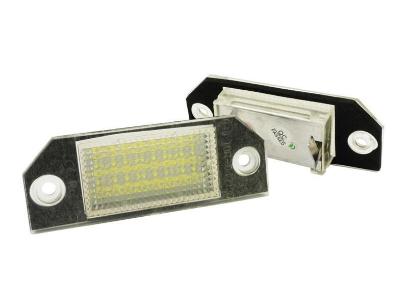LED osvětlení SPZ FORD FOCUS