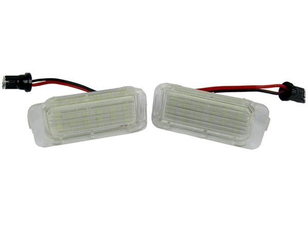 LED osvětlení SPZ FORD