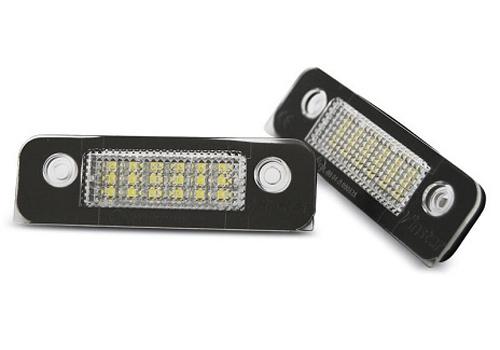 LED osvětlení SPZ FORD FIESTA / FUSION / MONDEO