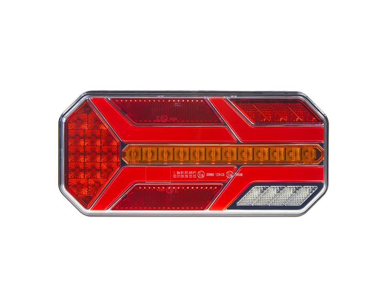 Dynamický blinkr LED STU zadní levý